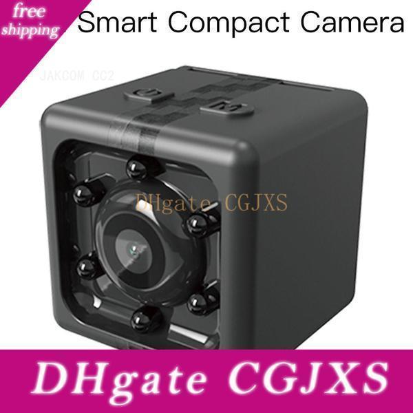 Jakcom Cc2 compacto de la cámara de la venta caliente en las cámaras digitales Como película azul Mp3 65g muchacha para regalo pen tablet
