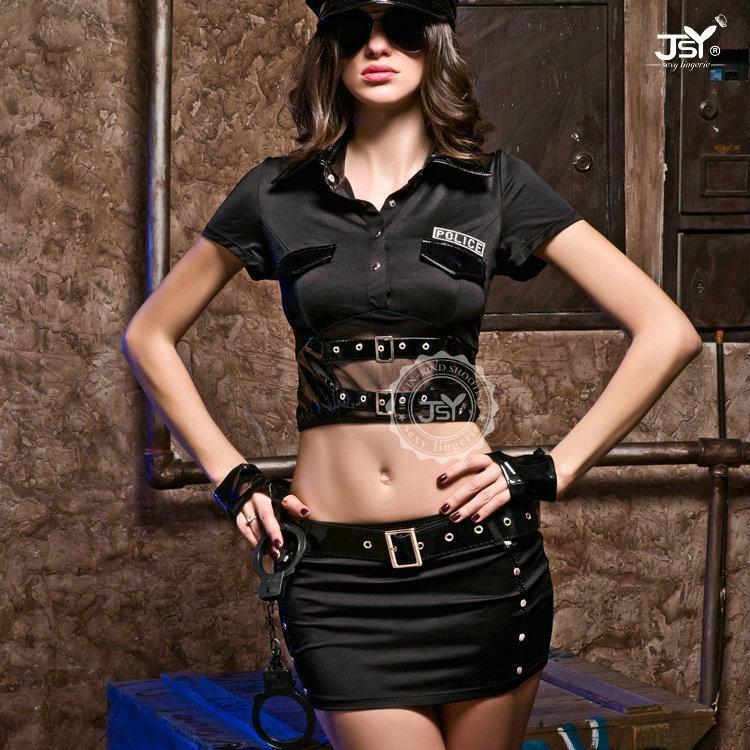 5ECSx Nouveau jeu uniforme sexy sous-vêtements sexy policier étudiant hôtesse de l'air OL Sous-vêtements costume professionnel Jeu de rôle