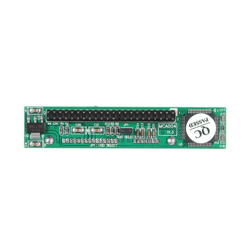 2,5-дюймовый SATA с поддержкой IDE адаптер ATA HDD жесткий диск или SSD к мужчине 44 Pin порт конвертер (вертикальный тип)