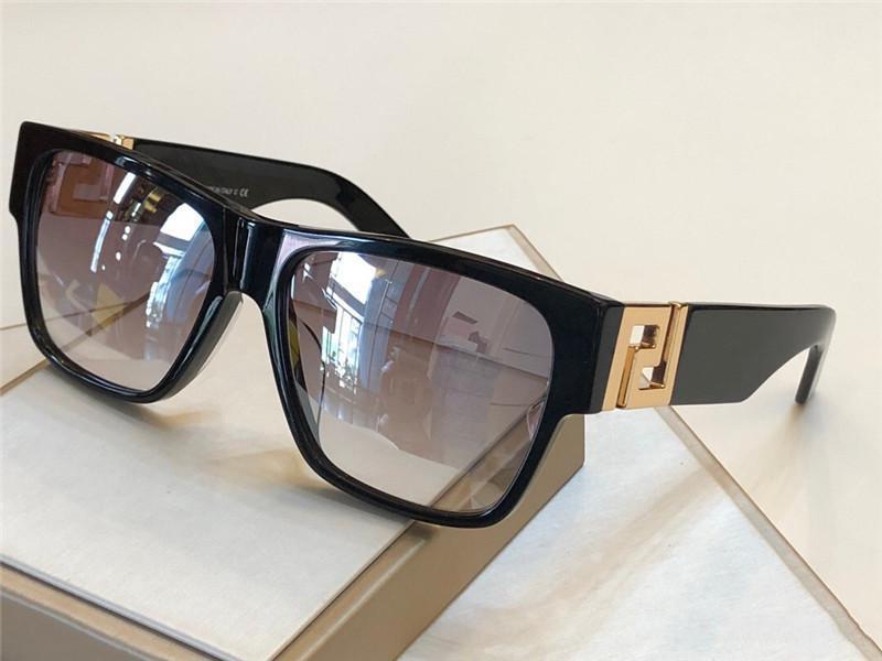 نظارات 2020 الجديد أحدث بيع مصمم أزياء شعبية النظارات الشمسية 4296 إطار مربع أعلى جودة العدسة مكافحة UV400 مع الاطار الأصلي