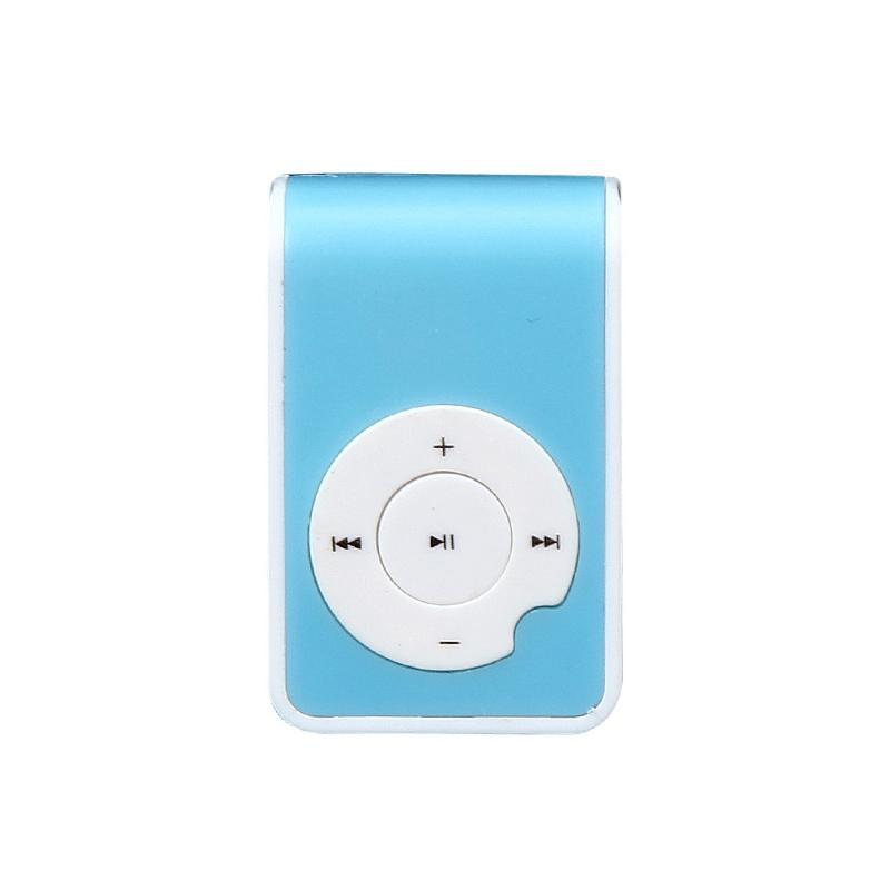 Mini Clip Metal USB MP3 Player Support Micro SD TF Card Music Media Player Walkman Sport Mp3 Music baladeur J80
