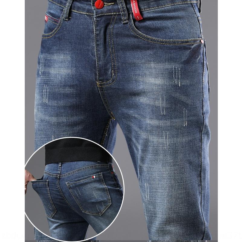USRzX b5pLU и мужские прямые брюки студента онлайн популярны осенью и INS Hong осень шорты мужские джинсы Kong джинсы Корейский моды случайные сл