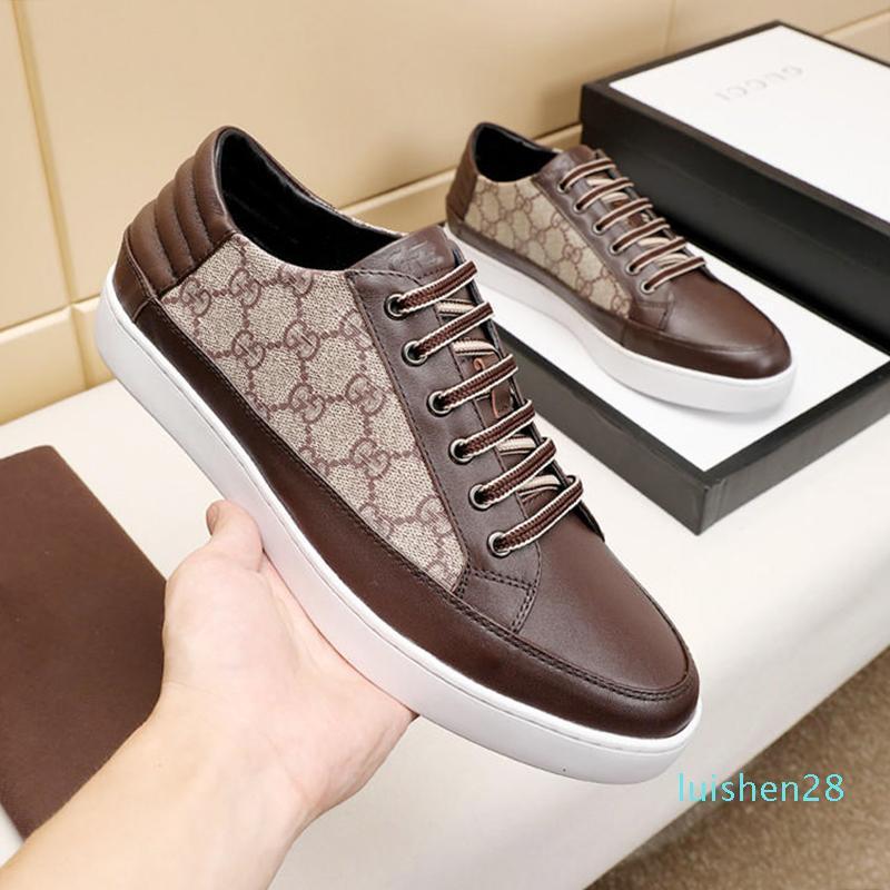 Homens Moda Casual Shoes Fashion Style Sneakers Calzado Deportivo Para Hombre Athletic Shoe Estilo Scarpe Sportive Da Uomo Lace up3 L28