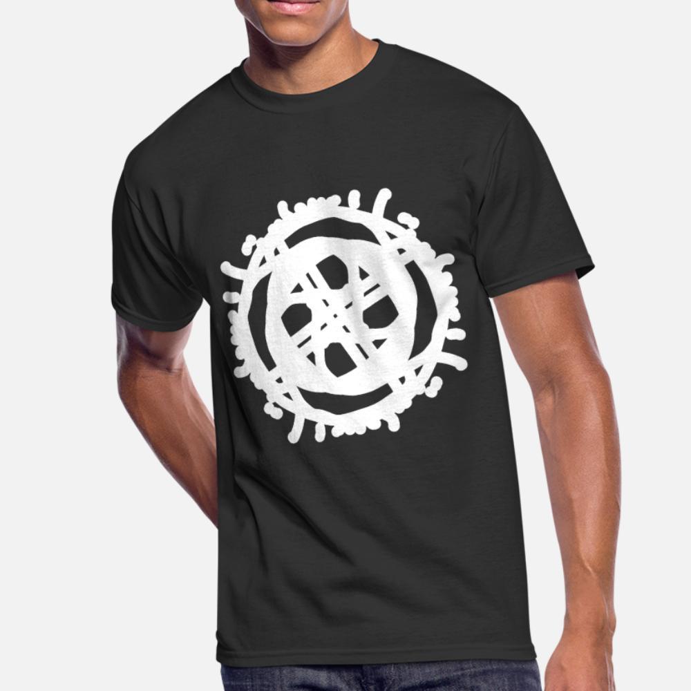 Regalo di Natale Art uomini della maglietta stampata dimensioni maglietta S-3XL maschio sveglio della camicia del nuovo di modo della molla di Kawaii