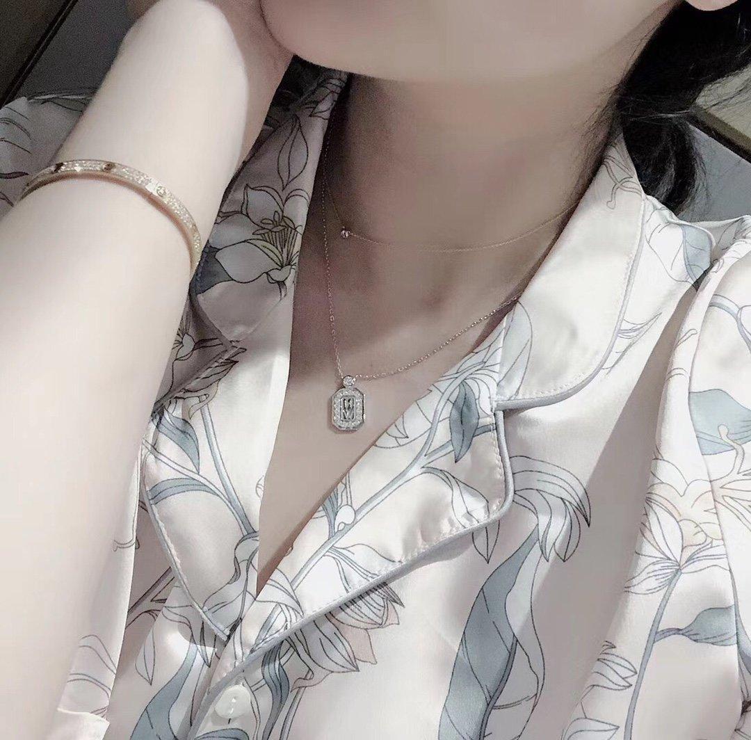 Alta qualidade marca de jóias homens e mulheres da moda prata esterlina 925 colar de pingente Hot Sale frete grátis 2643