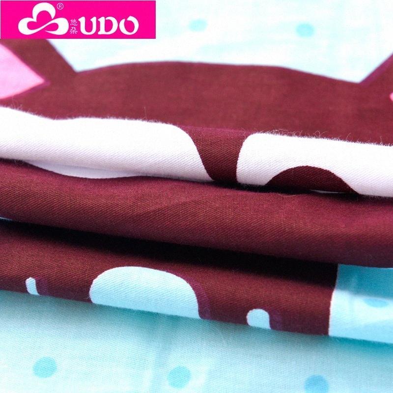 Оптово-Вы Duo Домашний текстиль Хлопок Super Soft Высокое качество Упругие Простыни Реактивная печать наматрасники CM003 ODCN #