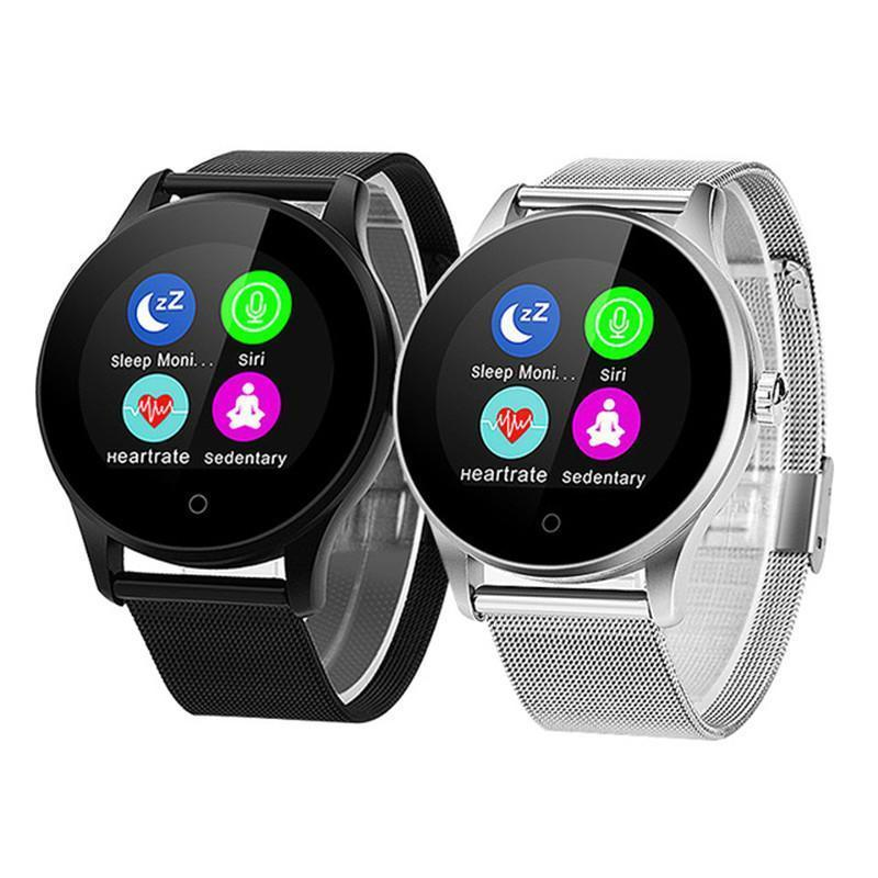 K88h Smart Watch Ips Screen Heart Rate Monitor Sleep Monitor Messages Sedentary Remind Bluetooth For Android Ios Men Women