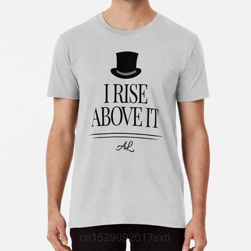 I Rise Above It - Anne Lister T-shirt Anne Lister Gentleman Jack