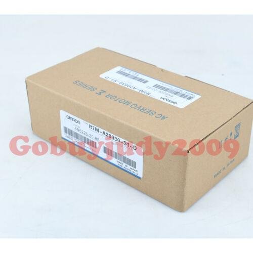 Brand New Omron R7M-A20030-S1-D Servo motor R7MA20030S1D 1 year warranty