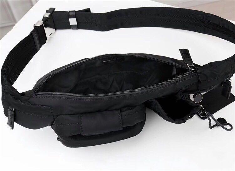 Étanche Bumbag Sac à l'épaule Bombard Body Hommes Toile Croix pour Bumbag Taille Sac à main Nouveau Sac à tempérament Croix Fanny Pack Hommes XESXV