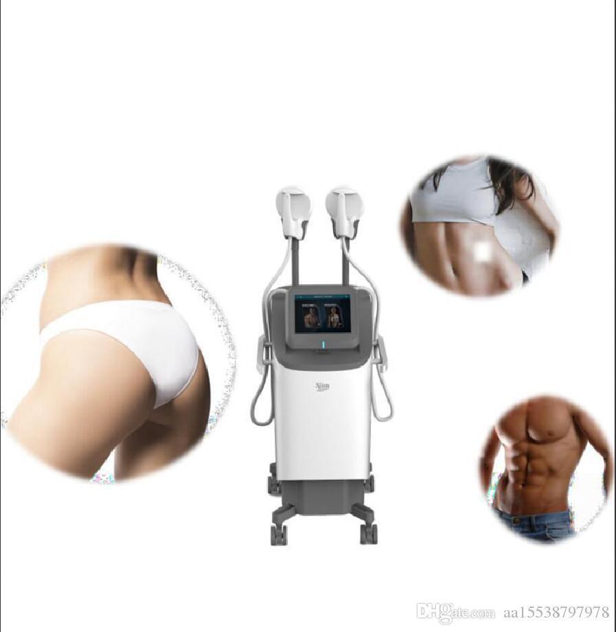 Новая технология моделирования человеческого тела EMSlim EMSCULPT сжигания жира машины Тесла моделирования высокой интенсивности фокусировки электромагнитного моделирования
