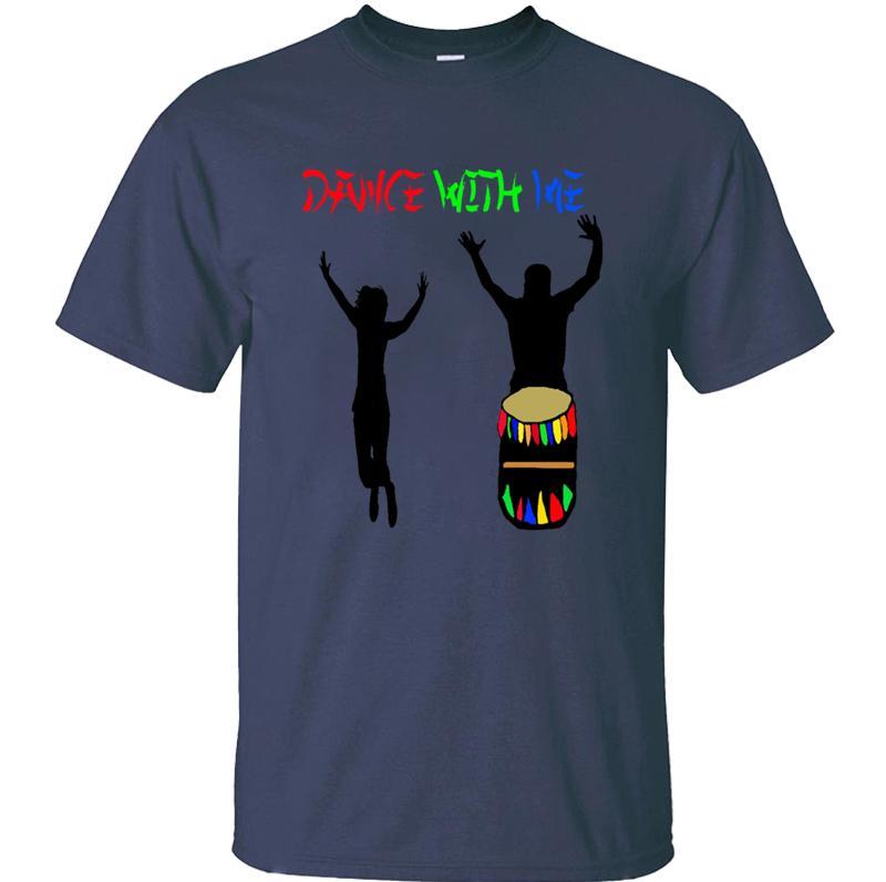 Personnalité meilleure Notting Hill 2020 danse avec moi t-shirt hommes Gents réguliers hommes Euro Taille S-5XL manches courtes Hipster