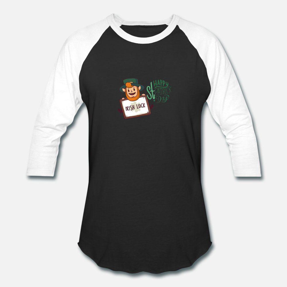 Святого Патрика день 2019 рубашка Счастливый Святого Патрика тенниска мужчин Дизайн с коротким рукавом Экипаж шеи Природные Интересное здание летом прохладно рубашки