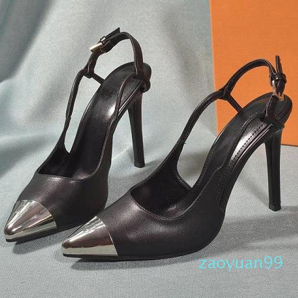 Tek ayakkabılar klasik presentoid deri cephe hattı Sıcak Satış-2020 sıcak erken bahar sandalet