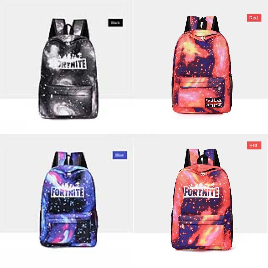 Мода Мумия материнства подгузник сумка марка большой емкости пеленка младенца перемещения мешка Fortnite Starry Sky Fortress Ночь Рюкзак Конструктор Nursin # 521