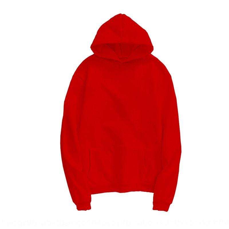 Jeg6n 2020 otoño delgada de manga larga jersey de la capa de cuerpo par jersey camiseta y el color de invierno suéter s JZMoe de las mujeres sólidas de los hombres con capucha y