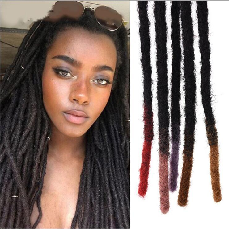 """Free Shipping Human hair dirty pigtail African human hair 12 """"14"""" 16 """"20"""" hot sale A large quantity is preferred"""