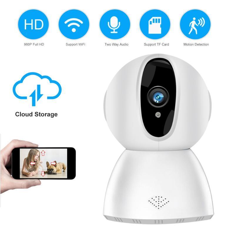 ZILNK IP камера Wi-Fi 1080P HD 720P Главная Безопасность беспроводной сети камеры видеонаблюдения P2P ночного видения Baby Monitor YCC365