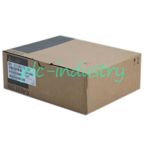 Nuevo en caja Mitsubishi MRH100ANUE servo unidad MR-H100AN UE-1 año de garantía