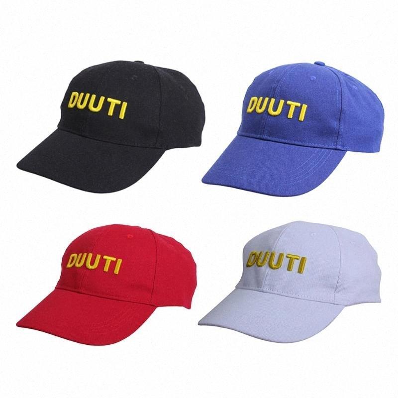 Papà Hat traspirante berretto da baseball del cappello del ricamo occhielli On Top 3inch Brim VTZd #