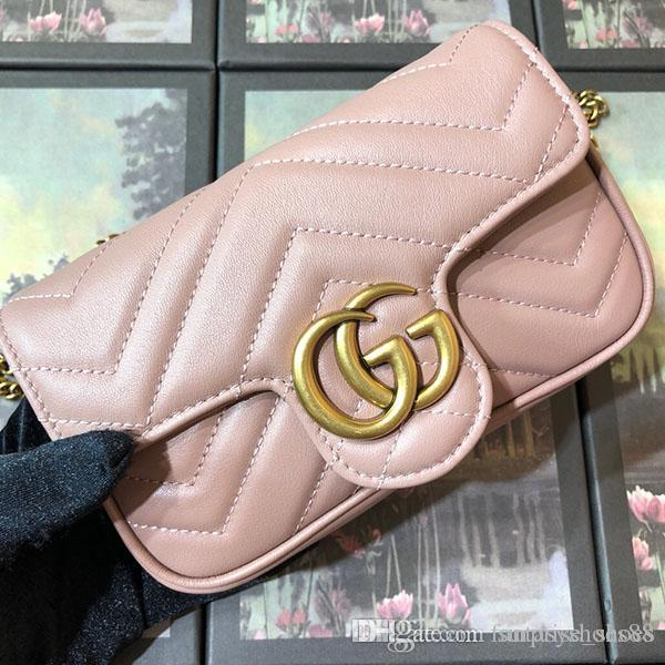 Yüksek kaliteli kadın moda lüks çanta Kaliteli Klasik Marka hakiki deri Cüzdanlar Çanta ile kadınlar omuz çantaları ve postacı çantası