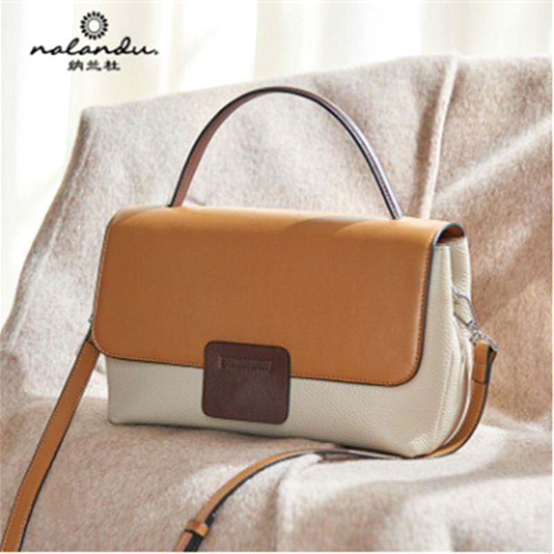 borsa in pelle Y15 Nalandu Moda nuovo in morbida pelle 2020 moda donna borsa borsa portatile di spalla casuale messenger