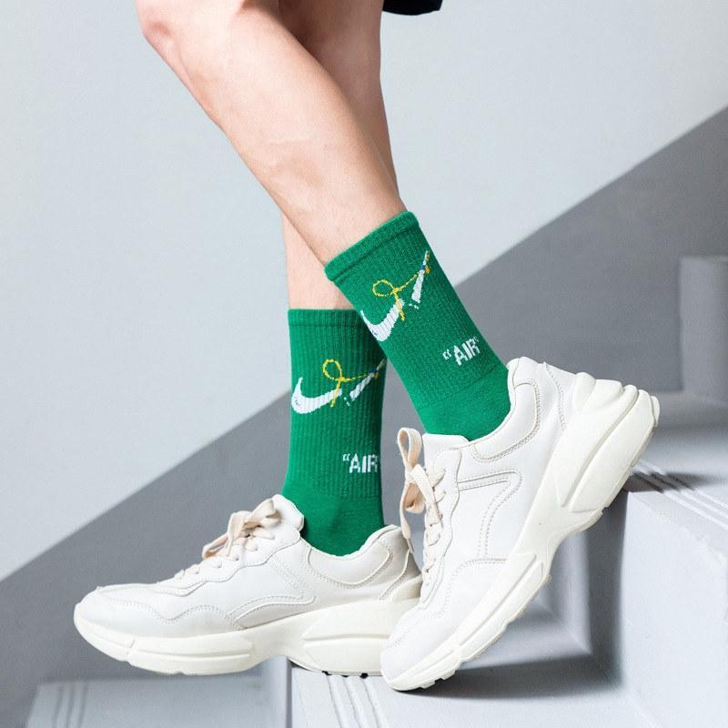 Men Designer Socks Summer Fashion Solid Color Socks Comfortable Shallow Hose Silicone Short Stocking Socks Hot Sale#552