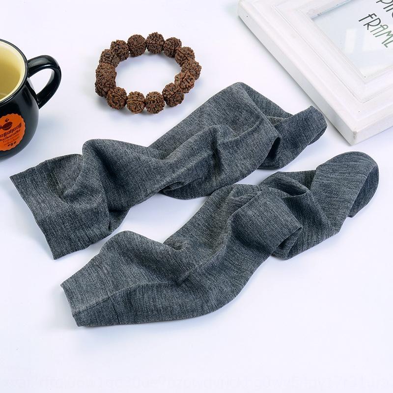 IDCt3 43Xq3 Verano Verano medias finas baño de pies color sólido de algodón de los hombres de los hombres mercerizado calcetines de algodón mercerizado fino baño de pies medias