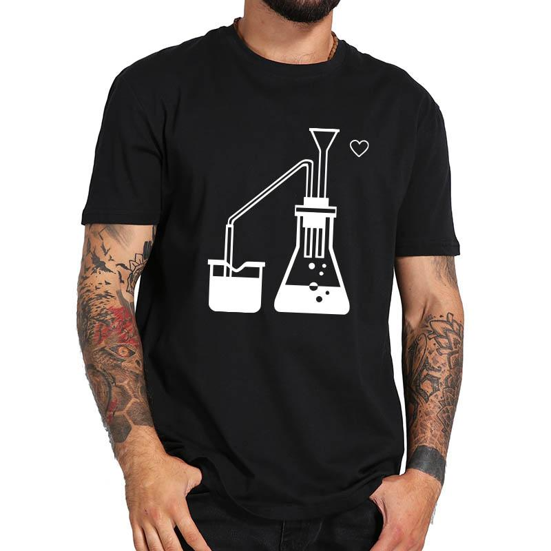 El distanciamiento social camiseta el soporte trasero 6 pies T-shirt de algodón 100% diseño original de la manga del cortocircuito del verano Tops Tee