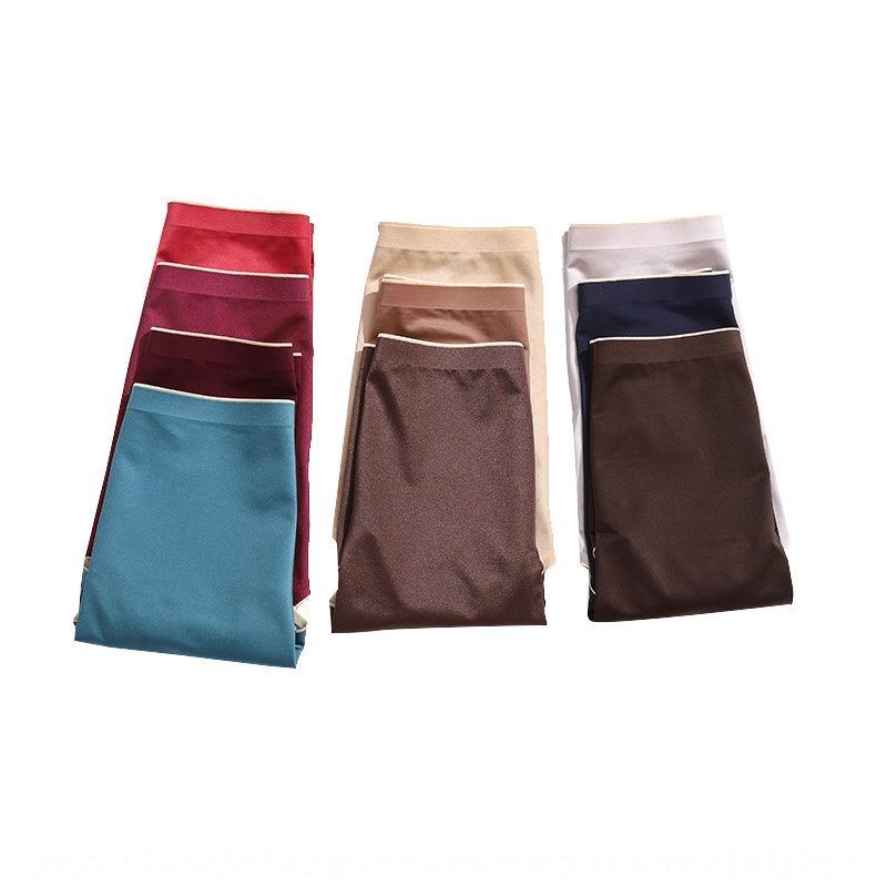 qXjPp Nuovo senza biancheria intima di seta del ghiaccio per le donne comodi shorts Intimo traspirante e pantaloncini semplici fondo cotone breifs mid-vita