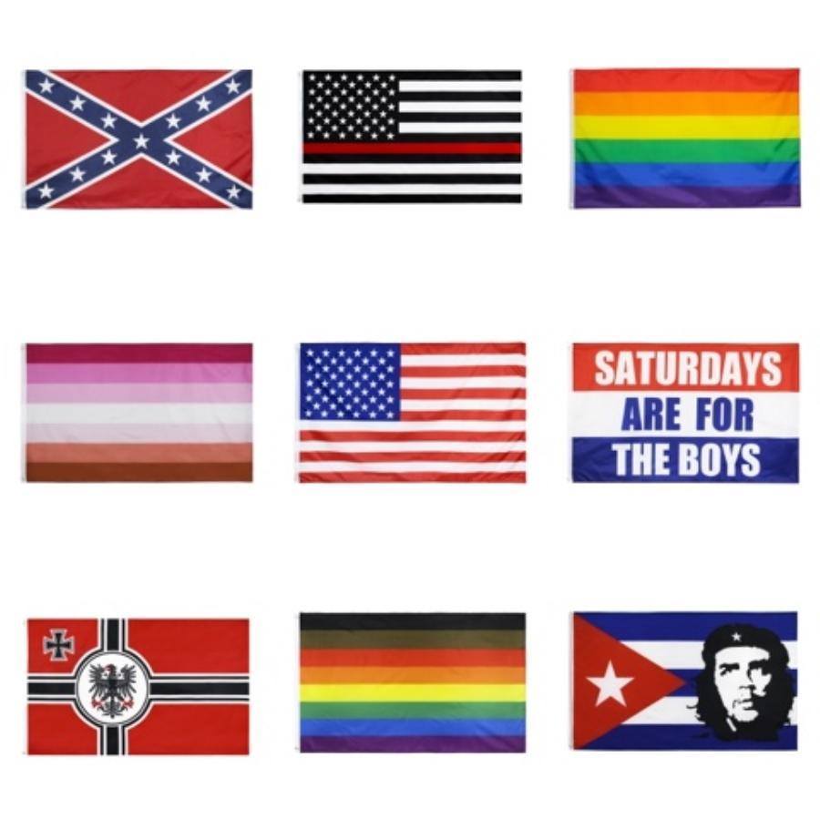 14 * 21cm 1PCS Joe Biden Banner 2020 Seçim El Bayrağı Başkanı Bahçe Bayrağı Dekorasyon için Banner İçin Yard Çim 2200Pcs LJJK2022 # 254
