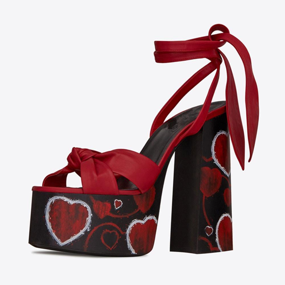 DORATASIA Yeni Büyük Beden 34-43 Bayanlar Yüksek Topuklar Platformu Ayakkabı Kadın Partisi Pist göster Yaz Lüks Sandalet 2019 MX200407
