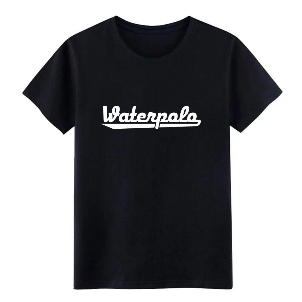 Camicia waterpolo t uomo Personalizza manica corta girocollo camicia modello Fit costruzione estate Style Outfit
