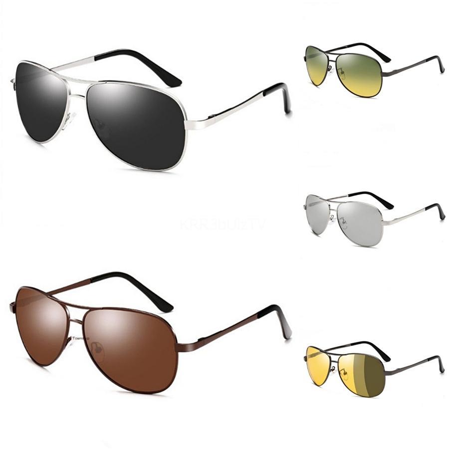 Lunettes de soleil nouveaux hommes design Lunettes demi-monture carrée Retro Fashion Frame classique Old Style UV 400 Protection de lentille gros verres avec # 956