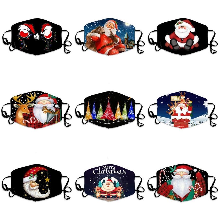 Maschere Supplies Maschera per il viso Moda bandierina degli Stati Uniti di stampa lavabili # 368