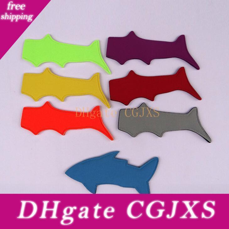 100pcs / Lot Hızlı Yeni Geliş Köpekbalığı Istakoz Stil Popsicle Tutucu Neopren Buz Pop Kollu Dondurucu İçin Çocuk Hediye Lx1252 Nakliye