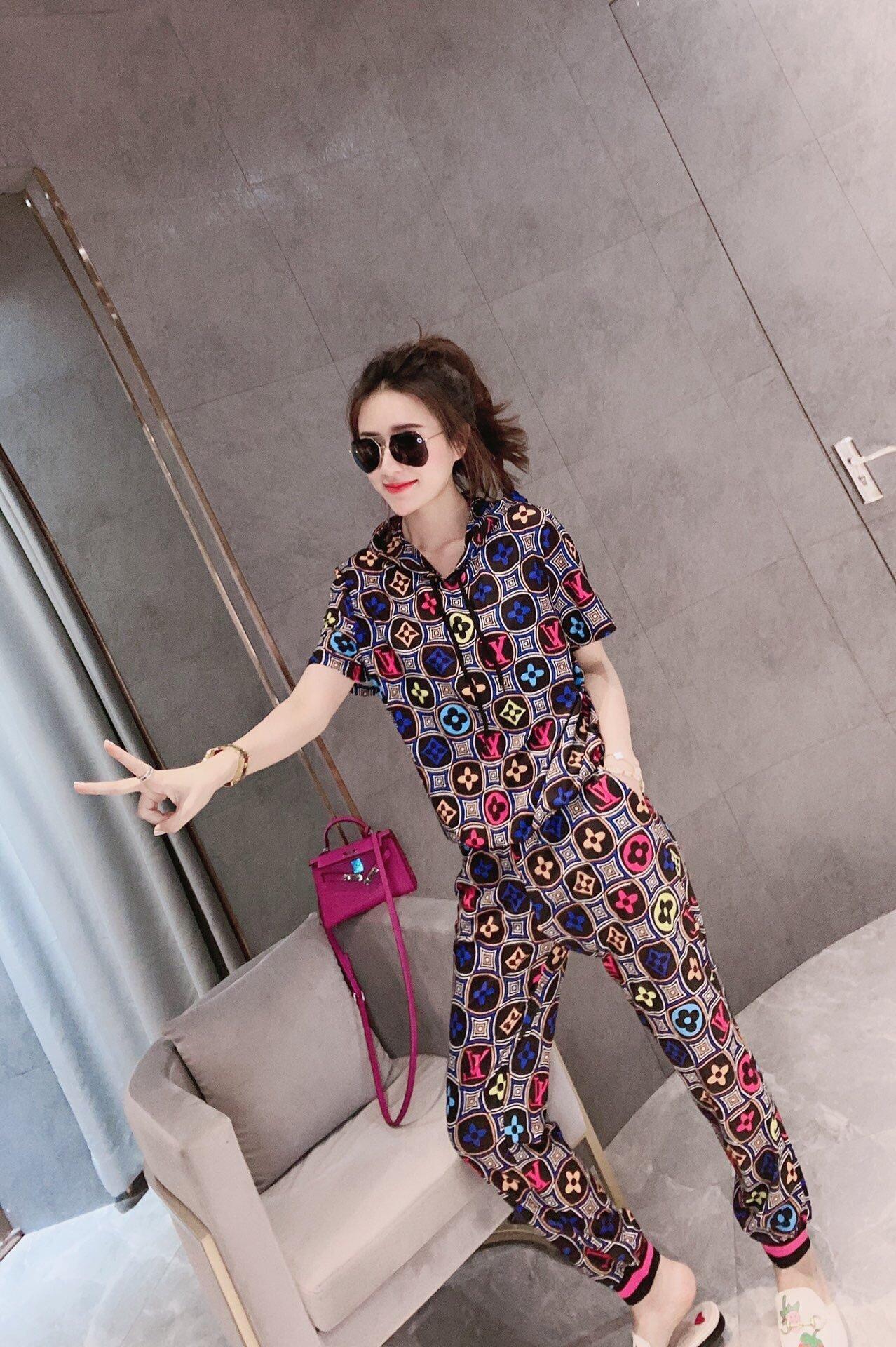 Desenhador mulheres sportswear mulheres do desenhador duas peças roupas o novo envio gratuito listando melhor favorito recomendar ocasional BT4J charme