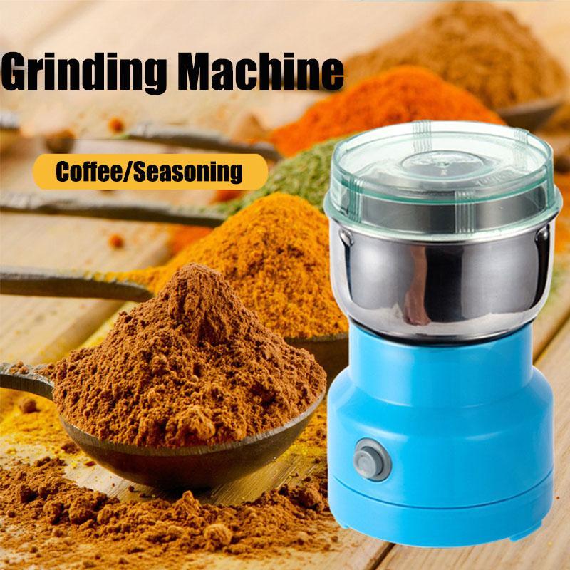 Multifunktions-Smash-Maschine elektrische Kaffeebohne Grinder Nuss Gewürz Grinding Kaffeemühle