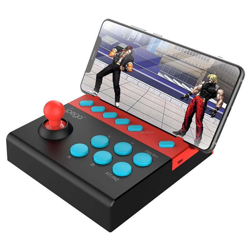 cgjxsIpega Pg -9135 Para Gladiator Joystick jogo para Smartphone No Android / Ios Mobile Phone Tablet For Fighting analógicos Mini Jogos
