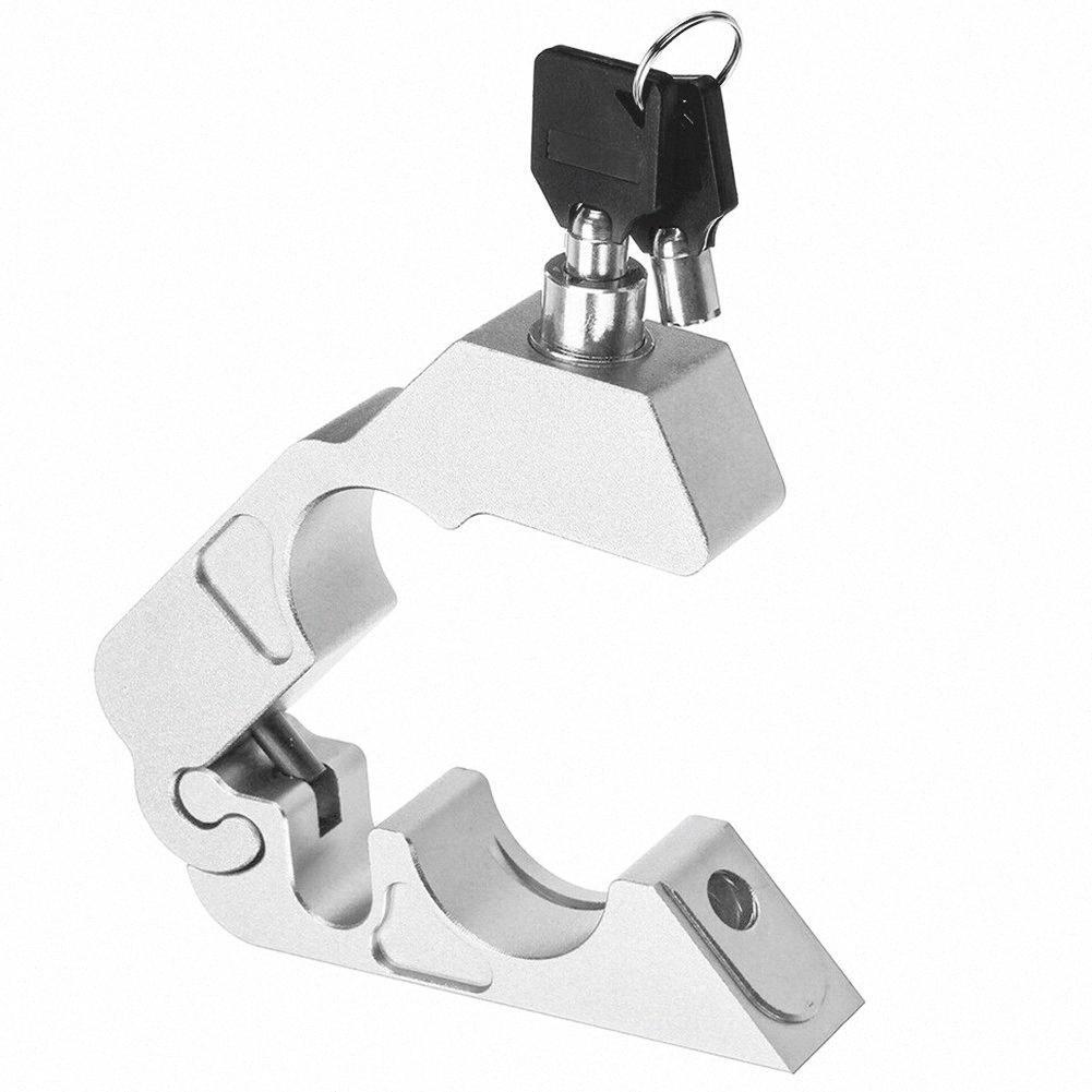 Nützliche Roller Clutch Sicherheit Motorrad Anti-Diebstahl-Aluminium-Legierung Lenker Bremshebel Sperre Universal mit Keys Street Bike g0kZ #