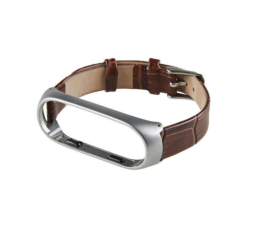 cgjxs Leather Bracelet For Mi Band 3 Sport Strap Watch Silicone Wrist Strap For Xiaomi Mi Band 3 Accessories Bracelet Miband 3 Strap