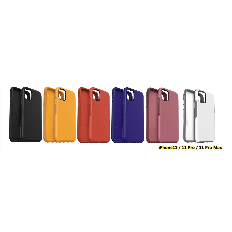 La caja del teléfono a prueba de golpes para el iPhone 11 colores dobles colorido de la cubierta completa de la caja de TPU + PC Ultra Thin Colores barato caja del teléfono