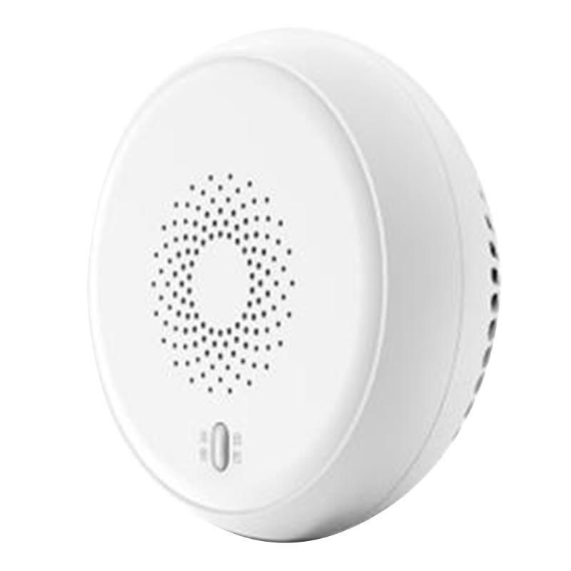 Teto-Type ligent Smoke Detector Smoke-Sensing baixa temperatura de alarme sem fio RSH monitoramento remoto
