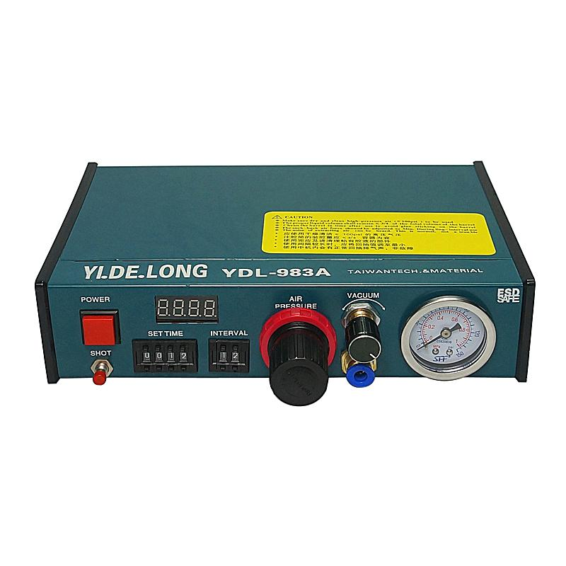 Professional Digital Auto Glue Dispenser LY 983A Glue Dropper Solder Paste Liquid Controller Fluid Dispenser Tools Machine