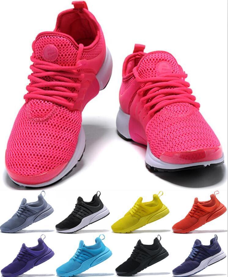 Hohe Qualität Presto V2 Ultra-BR TP QS Männer Laufschuhe Schwarz Weiß Chaussures Kissen Prestos Frauen Runner Sports Trainer-Turnschuhe