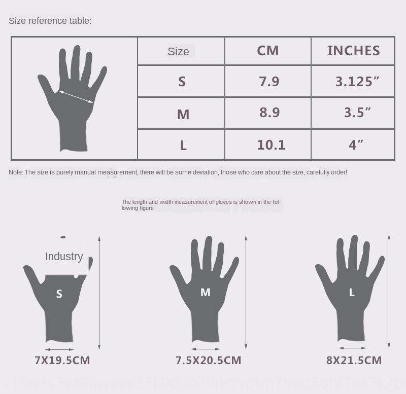 fibra interior e atividade cobre metade do dedo luvas pressão Luvas de treinamento de reabilitação
