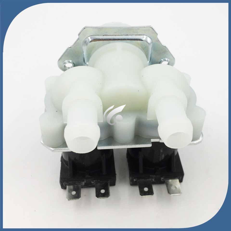 1 adet yeni çamaşır makinesi su giriş vanası solenoid valfı XFPS180A FPS180A iyi bir çalışma