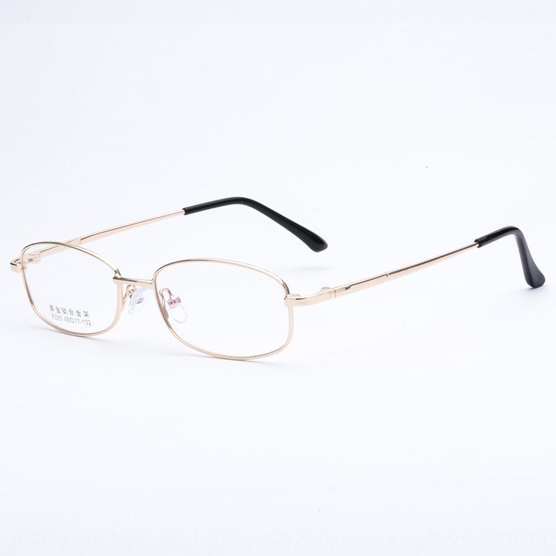 Jagger C225 neue Full-Frame Kurzsichtigkeit elegante Frauen dicker Myopie Brille Brille Vergoldung Augenrahmen Multicolor erhältlich