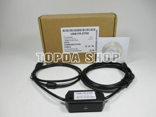 USB-FR-D700 ой USB порт Подключение преобразователя линия Для Mitsubishi FR-D740 Series