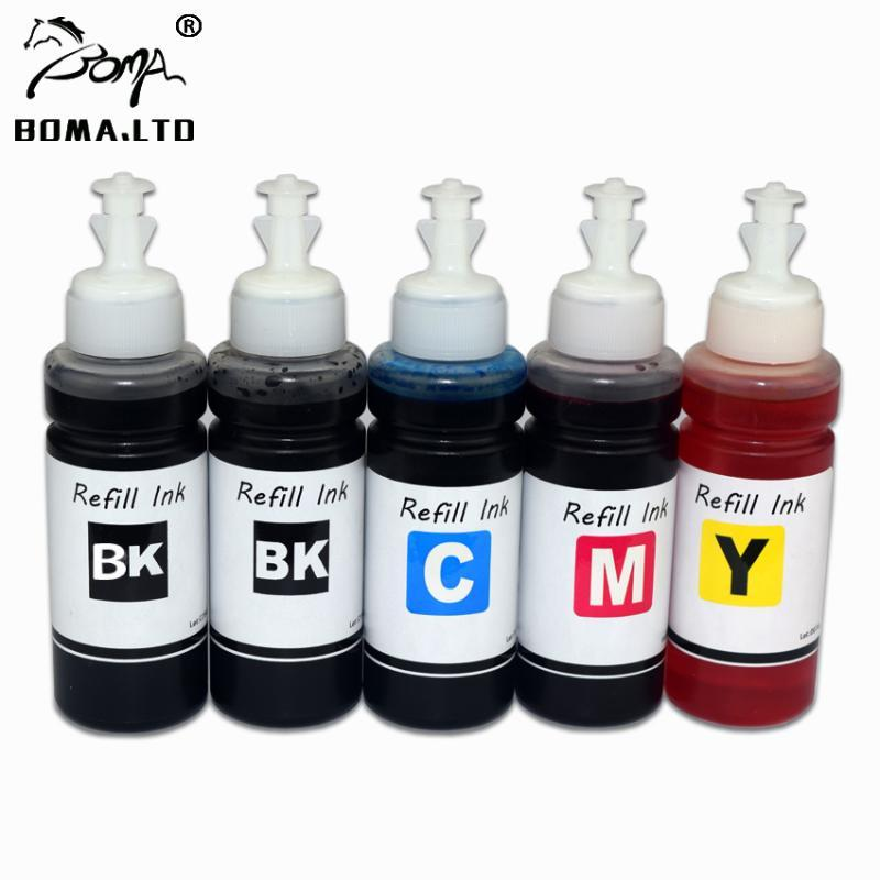 A granel tinta de alta calidad de tinta para Officejet 920 364 564 178 670 655 932 933 934 935 950 951 685 862 Cartuchos de impresora Ciss